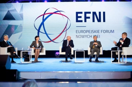 The Second European Forum of New Ideas in Sopot