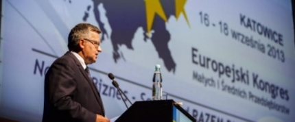 The Third European Congress of Small and Medium-sized Enterprises
